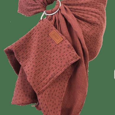 Bandolera Tejido Classic Bykay - Portabebés ergonómico