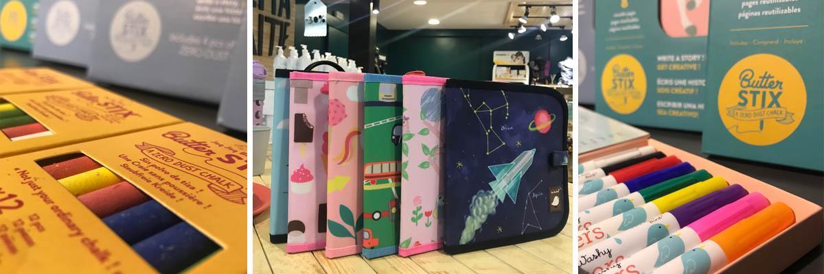 Pizarras y libros para colorear reutilizables - Jaq Jaq Bird