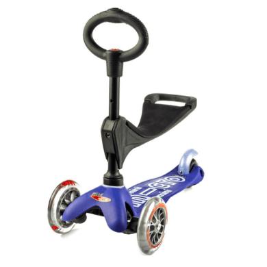 Patinete Mini Deluxe 3en1 Micro - Patinete para niños